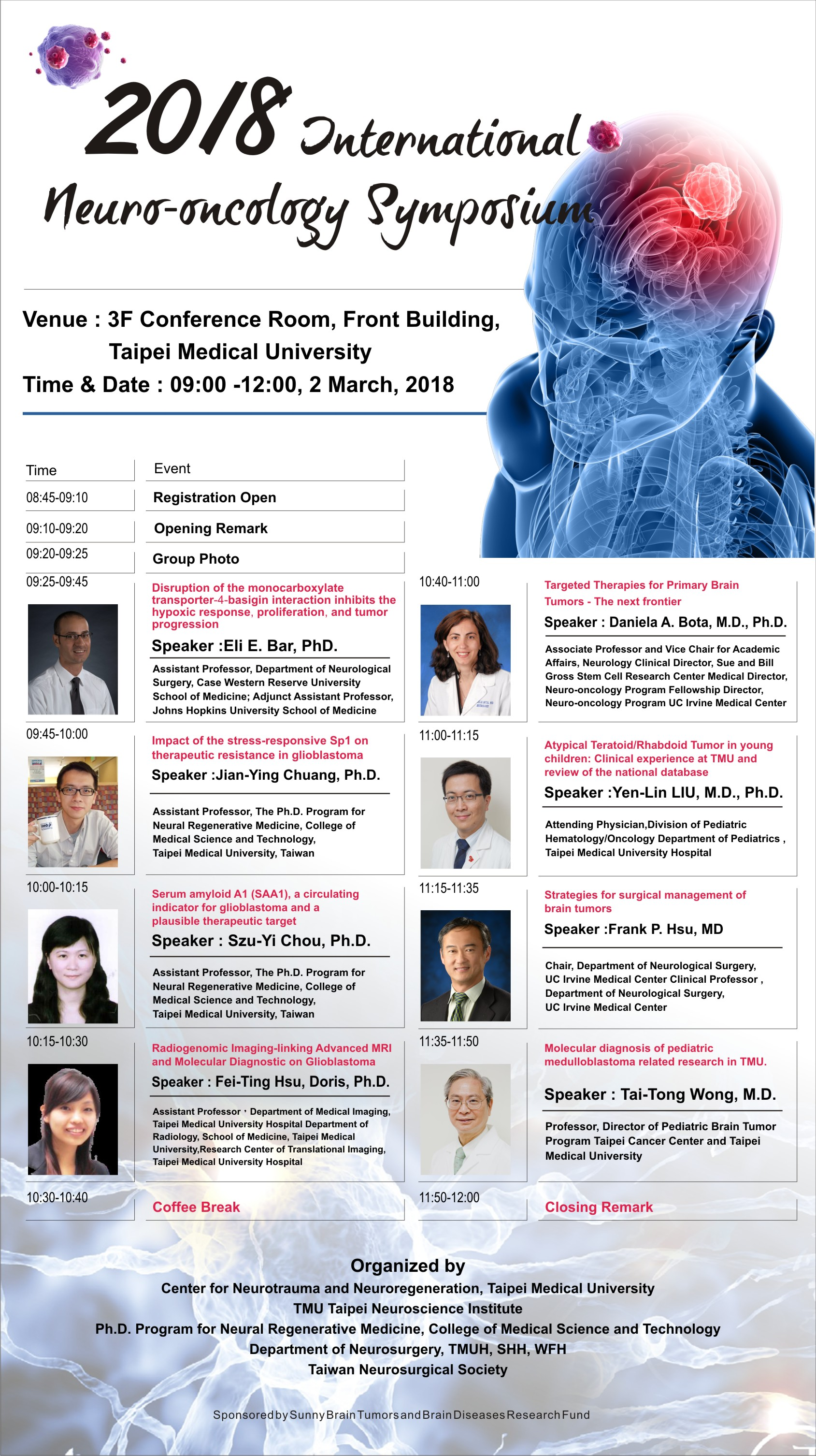 International Neuro-oncology Symposium